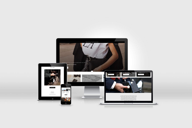 moyork shopify site by deeco studio