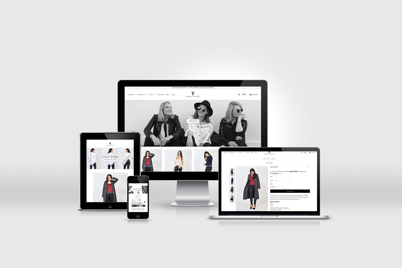 french freddie shopify site