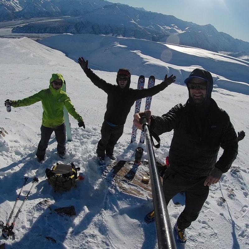 kaiser baas snow adventure