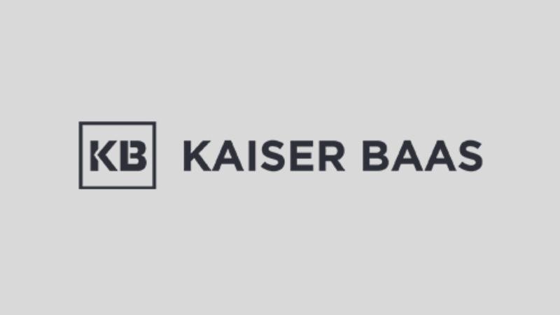 Kaiser Baas client logo